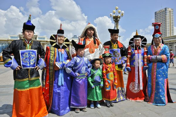 Local Culture Experience at the Naadam Festival in Mongolia