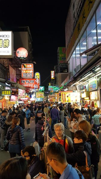 Feng Jia Night Market is the largest of its kind in Taichung and Taiwan