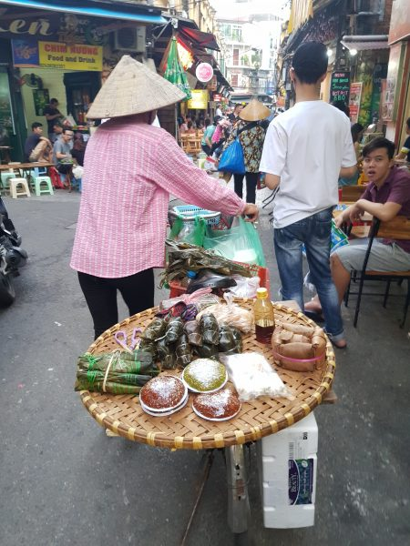Street Stalls at Old Quarters