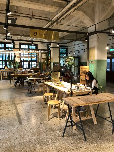 Workshop at Songshan Cultural and Creative Park