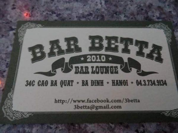 Bar Betta