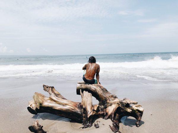 Batu Bolong Beach, Bali, Indonesia