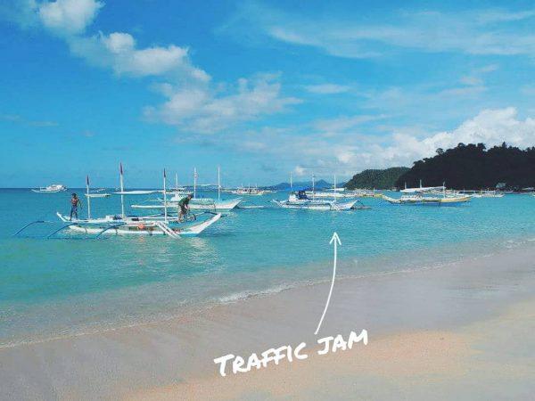 View from SAVA Beach Bar