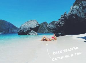 Lovely beaches at El Nido