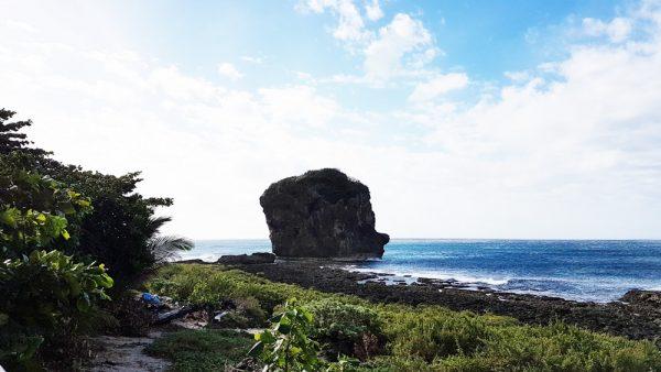 View of Chuan Fan Rock